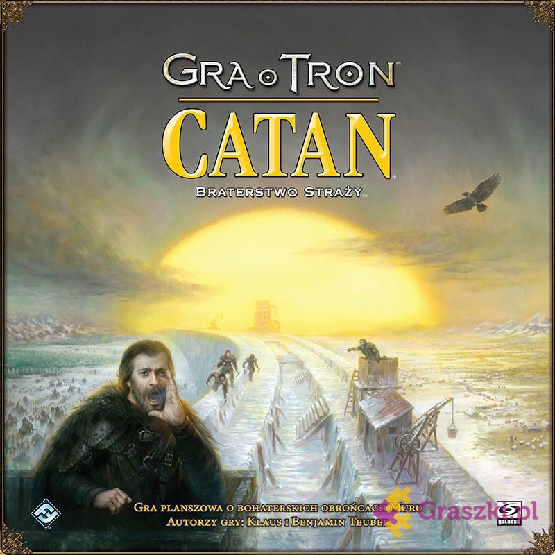 Catan: Gra o Tron Braterstwo Straży | Galakta